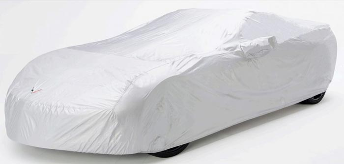 Protect your C7 Corvette with PFYC's Intro-Guard Car Covers