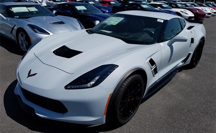 Kerbeck Compares New 2018 Ceramic Matrix Gray to Arctic White, Blade Silver and Sterling Blue
