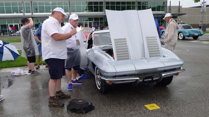 [PICS] The 2017 Bloomington Gold Corvette Show