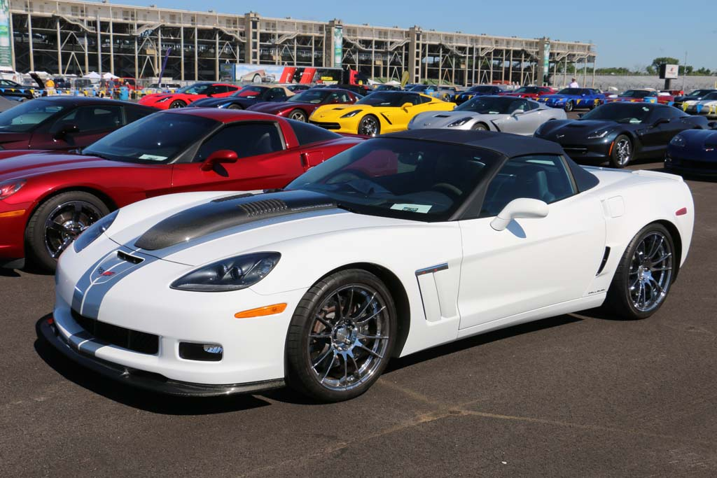 PICS The 2017 Bloomington Gold Corvette Show Corvette