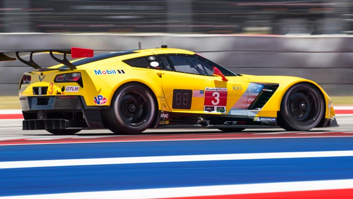 Corvette Racing at Watkins Glen: Proud to be American!