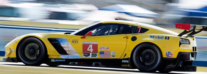 Corvette Racing at Watkins Glen: Proud to be American!