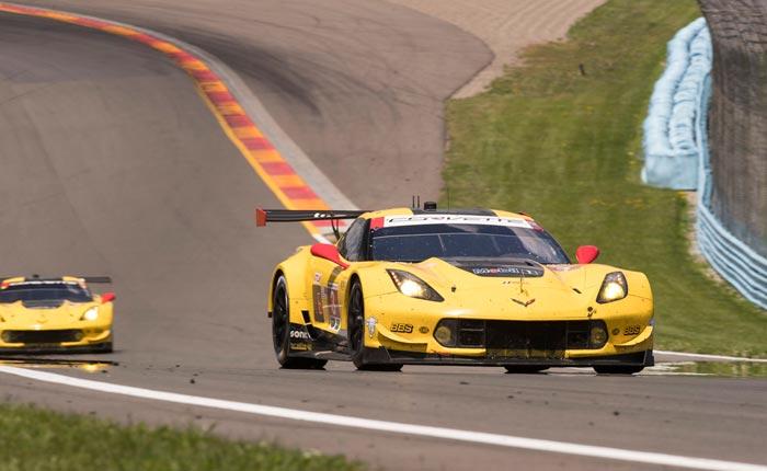 Corvette Racing at Watkins Glen: Podium Finish for No. 3 Corvette C7.R