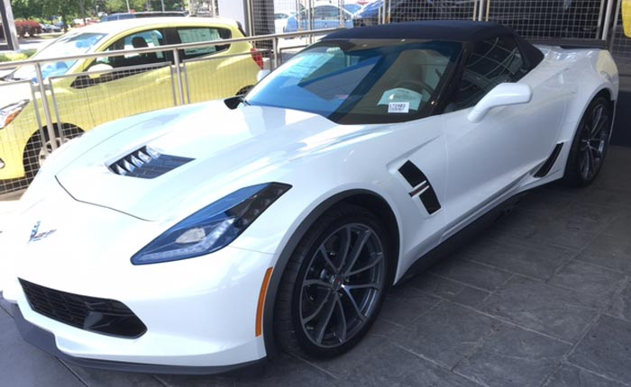 Corvette Delivery Dispatch with National Corvette Seller Mike Furman for July 2nd