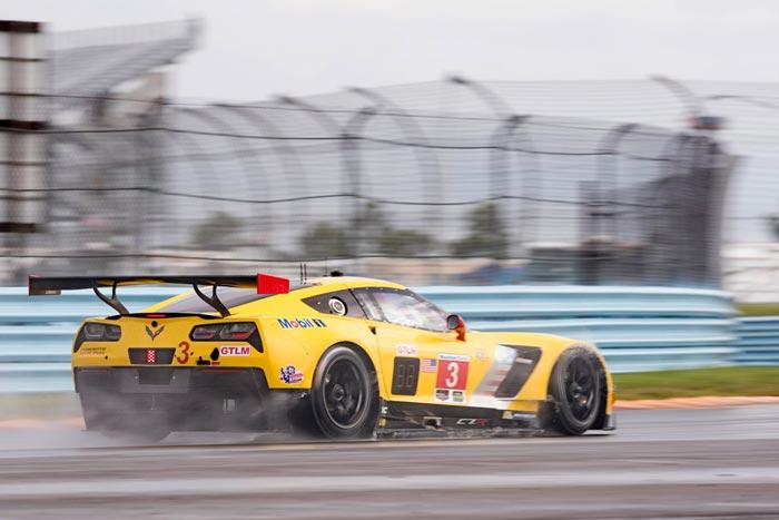 Corvette Racing at Canadian Tire Motorsport Park: Drive for a Dozen