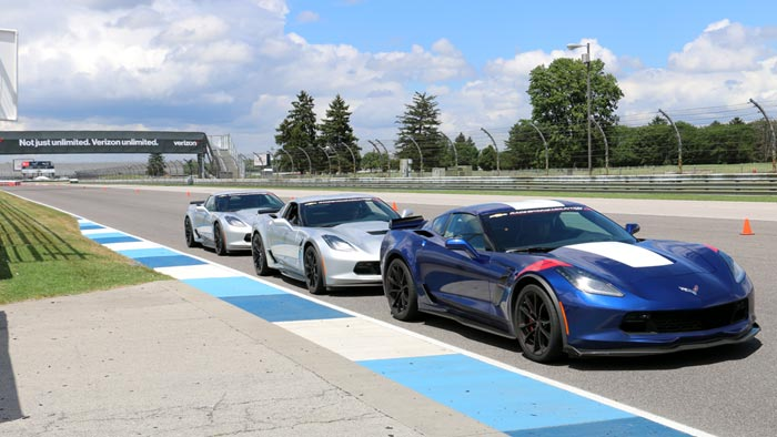 [VIDEO] CorvetteBlogger Hits the Brickyard for the Driving Events at Bloomington Gold