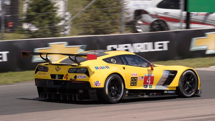 Corvette Racing at Canadian Tire Motorsport Park: Eyes on The Prize