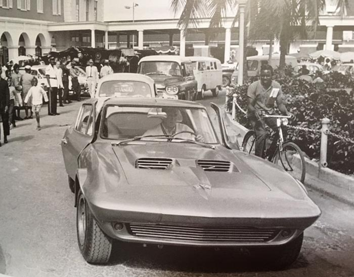 [PICS] Throwback Thursday: The Corvette Grand Sports Invade the Bahamas