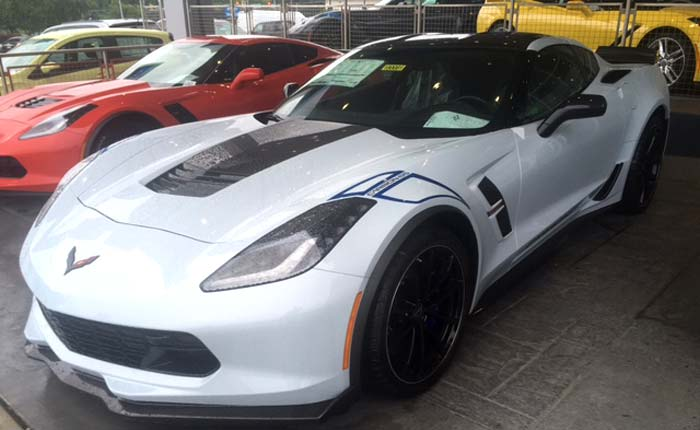 Corvette Delivery Dispatch with National Corvette Seller Mike Furman for July 9th