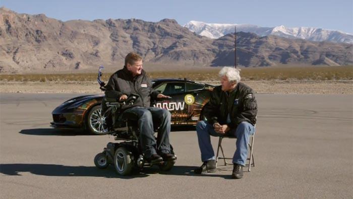 [VIDEO] Sam Schmidt and the Arrow Semi-Autonomous Corvette Z06 on Jay Leno's Garage