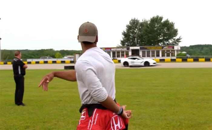 [VIDEO] Green Bay Packers Backup QB Hundly Throws a Football through a Corvette's Window