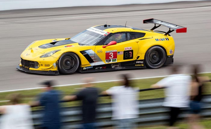 Corvette Racing Receives Favorable BoP Changes Ahead of Lime Rock