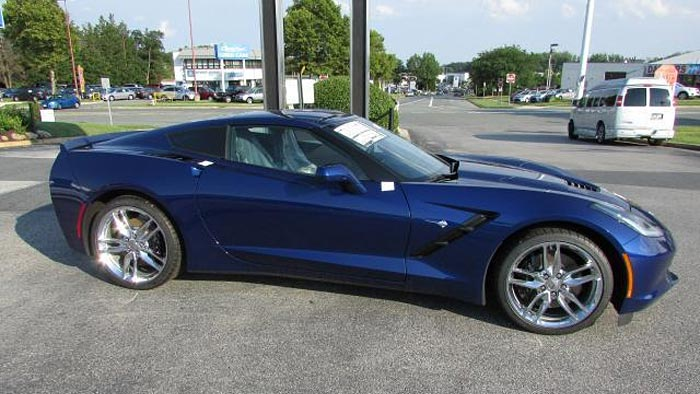 Save $14,000 on these NEW 2016 Corvette Stingrays from Sport Chevrolet