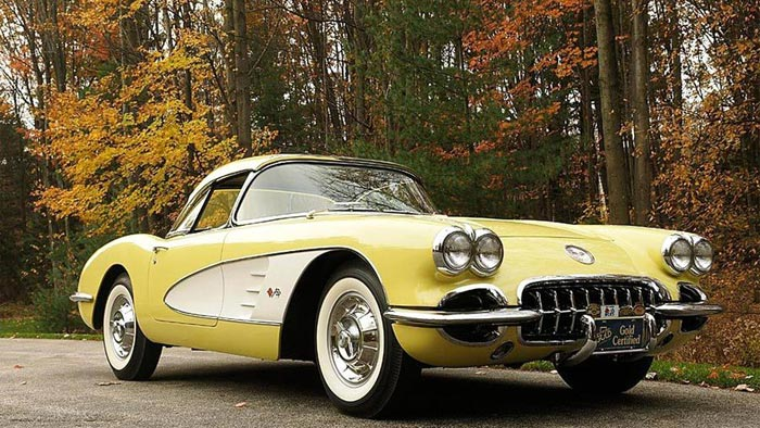 [GALLERY] Straight Axle Saturday! (51 Corvette Photos)