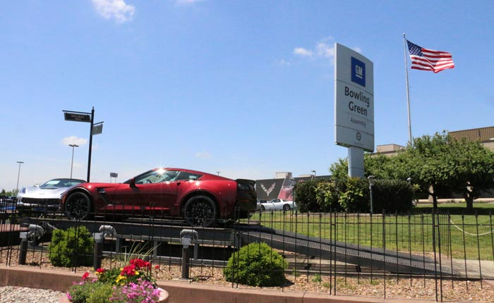 The Corvette Assembly Plant S Three Month Shutdown To