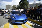 [PICS] Guatemala Cops Seize a Corvette Stingray from a Narco and Turn it into a Police Car