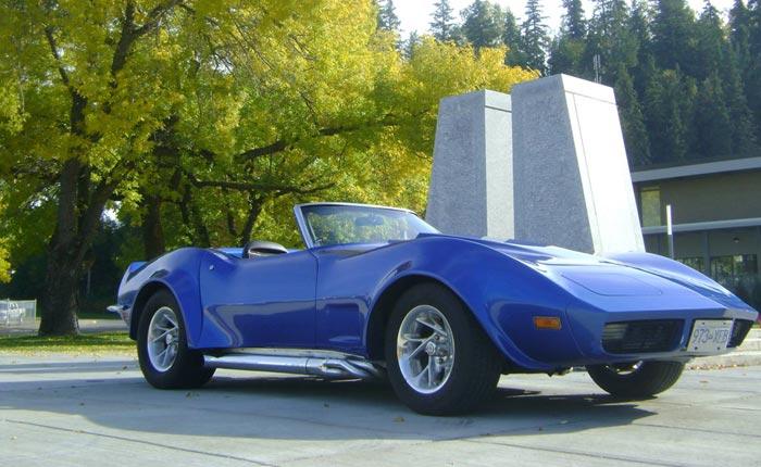 [RIDES] Savannah's Custom 1973 Corvette Convertible
