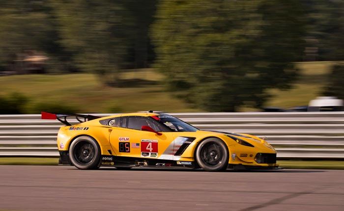 Corvette Racing at Lime Rock: Third-Row Start for Pair of Chevrolet Corvettes
