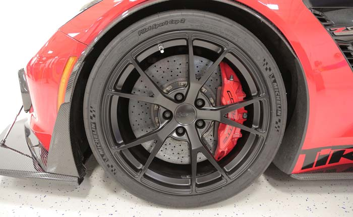 Katech Partners with Forgeline on new KT1 Wheels for C6 and C7 Corvettes