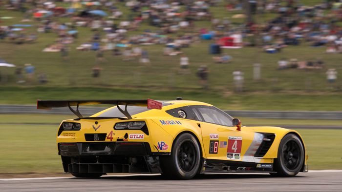 Corvette Racing at Road America: Return to The National Park of Speed