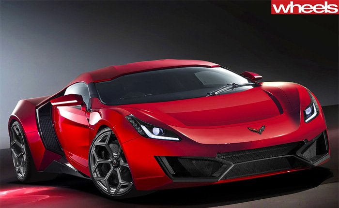 Rumors Continue To Swirl Around the C8 Corvette for ...