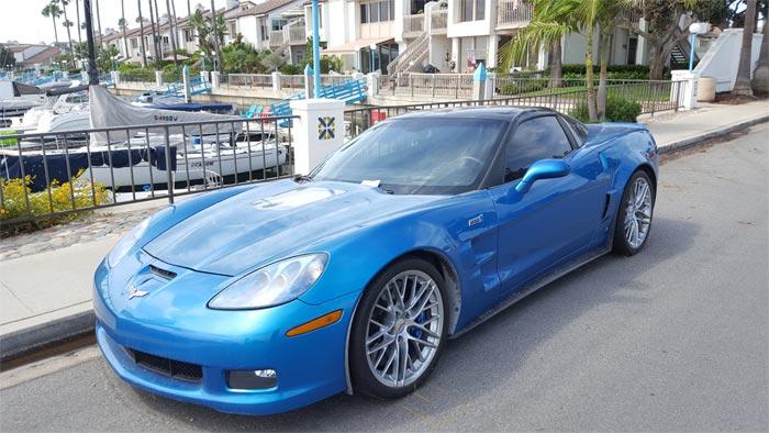 [PICS] No Love for this C6 Corvette ZR1