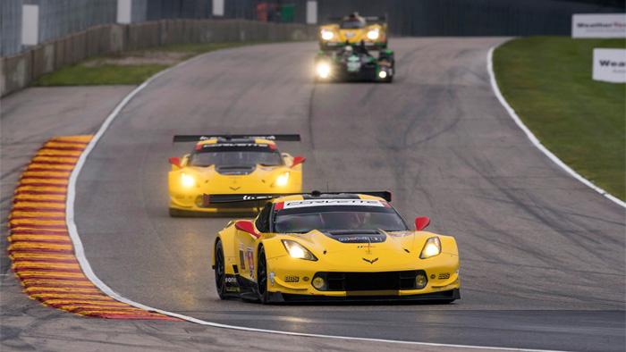 Corvette Racing at Road America: Focusing Forward to Sunday