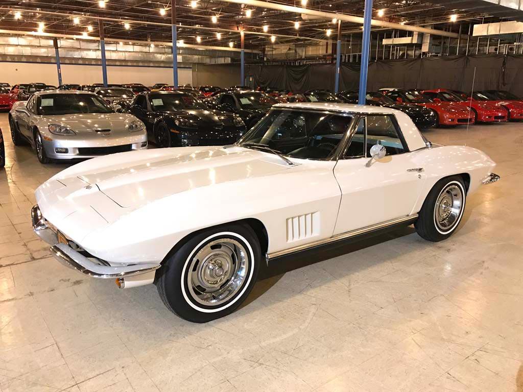Van Bortel Chevrolet >> Nino's 1967 Corvette Makes the Journey from Barn Find to Bloomington Certification - Corvette ...
