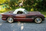 1954 Corvette Barn Find Rescued after 43 Year Storage