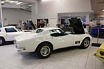 Rare Big Block Corvettes Started Up at Roger's Corvette Center