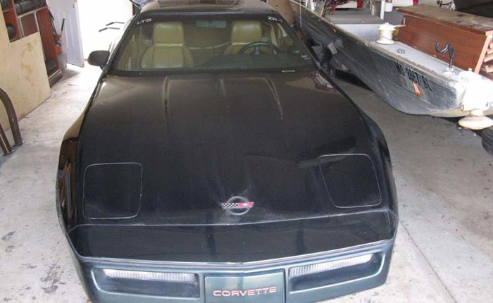 Corvettes on eBay: Fire Sale 1990 Corvette ZR-1
