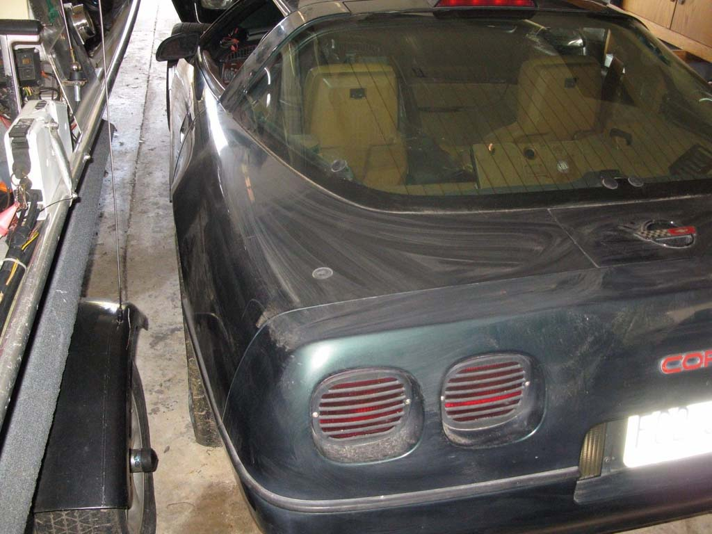 Corvettes on eBay: Fire Sale 1990 Corvette ZR-1 - Corvette