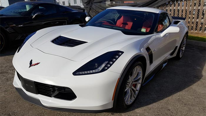 Corvette's Crossed Flags Badge Approved in Australia with Strings Attached