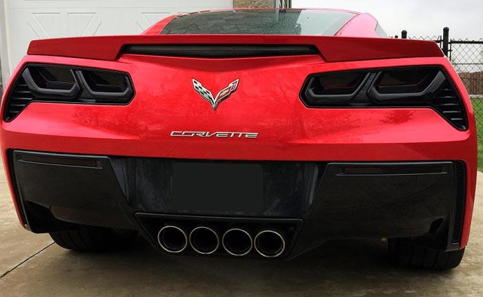 Add a Touch of Sininster to Your C7 Corvette with a Blackout Lens Package from PFYC