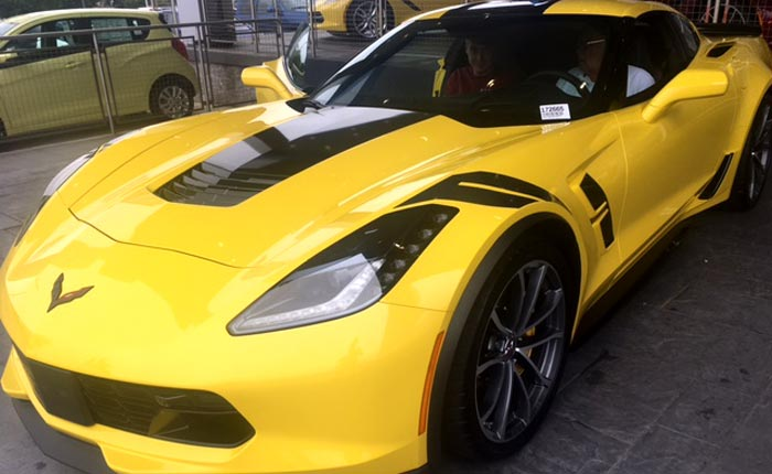 Corvette Delivery Dispatch with National Corvette Seller Mike Furman for Aug. 13th