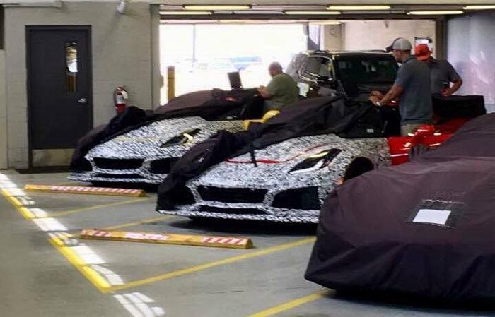 Are the 2018 Corvette ZR1 Prototypes Coming to Corvettes at Carlisle??