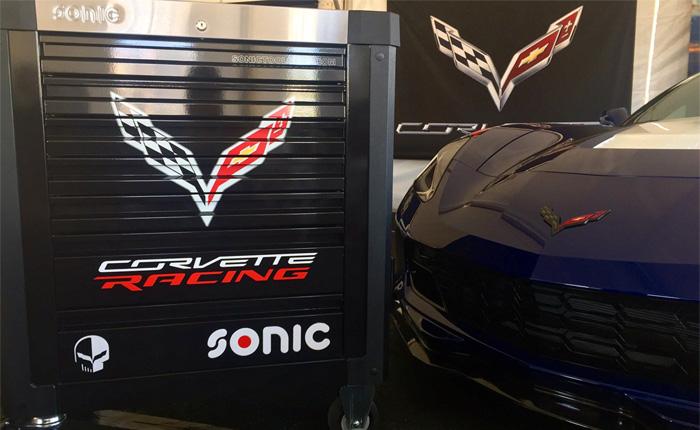 [VIDEO] Corvette Racing's Dan Binks Shows Off New SONIC Toolbox