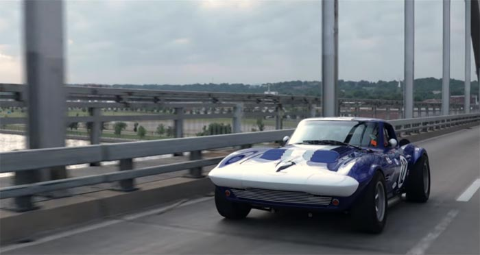 [VIDEO] The Superformance 1963 Corvette Grand Sport Named 'El Niño'
