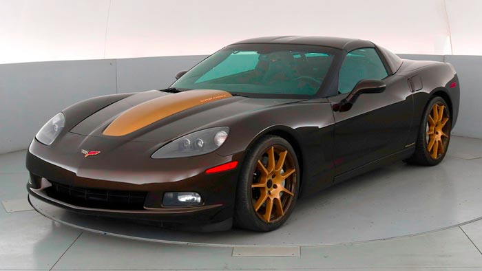 UAE Import-Export C6 Callaway SC616 Corvette Offered for Sale