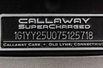 Import-Export UAE C6 Callaway SC616 Corvette Offered for Sale