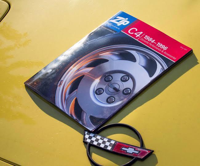 Claim the Latest Corvette Catalogs for Free from Zip Corvette