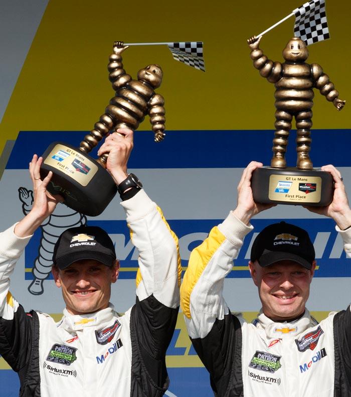 Corvette Racing at VIR: Season's Third Win for Garcia, Magnussen