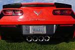 [PICS] The Vanity Plates of Corvettes at Carlisle 2017