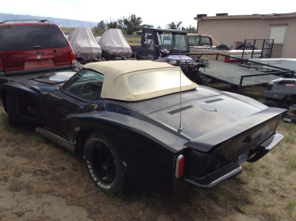 Corvettes on Craigslist: 1972 Corvette Widebody - Corvette ...