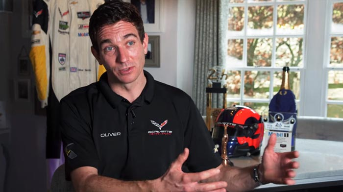 [VIDEO] Corvette Racing's Oliver Gavin Looks Back on His Career in Sports Car Racing