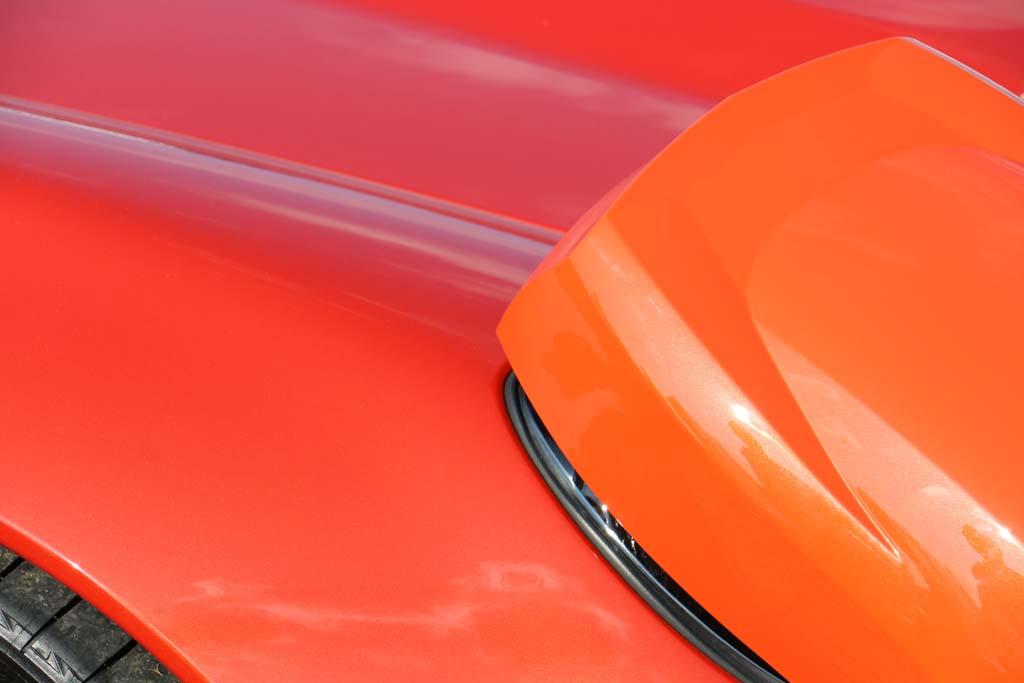PICS] A Closer Look at Corvette's New Sebring Orange Exterior