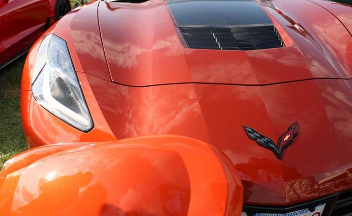 Pics A Closer Look At Corvette S New Sebring Orange Exterior