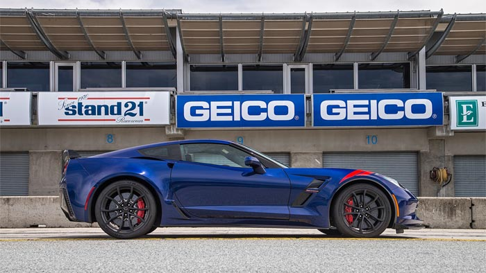 [VIDEO] Corvette Grand Sport Competes for Motor Trend's Best Driver's Car for 2017