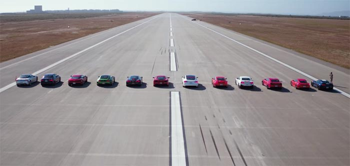 [VIDEO] Motor Trend's World's Greatest Drag Race 7