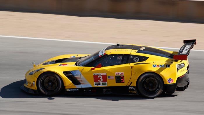 Corvette Racing at Monterey: Garcia, Magnussen On Doorstep of GTLM Title
